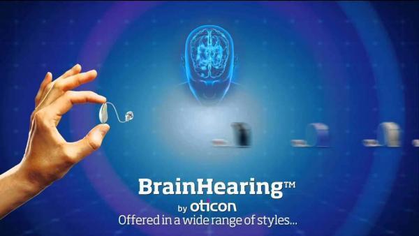 İşitme cihazı kullanırken Oticon brainhearing ile kelimeri rahatça ayırt edin.
