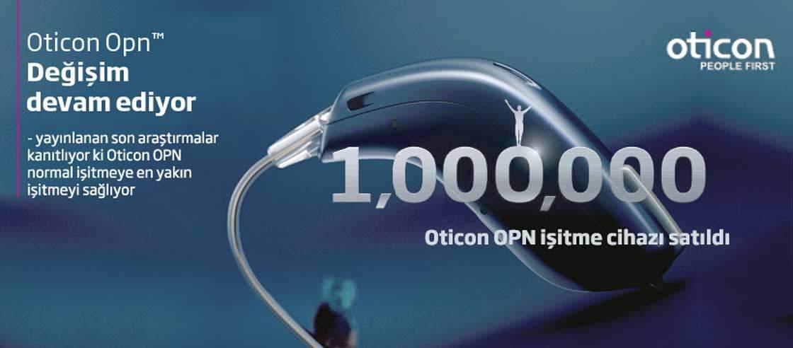 indirimli oticon opn fiyati