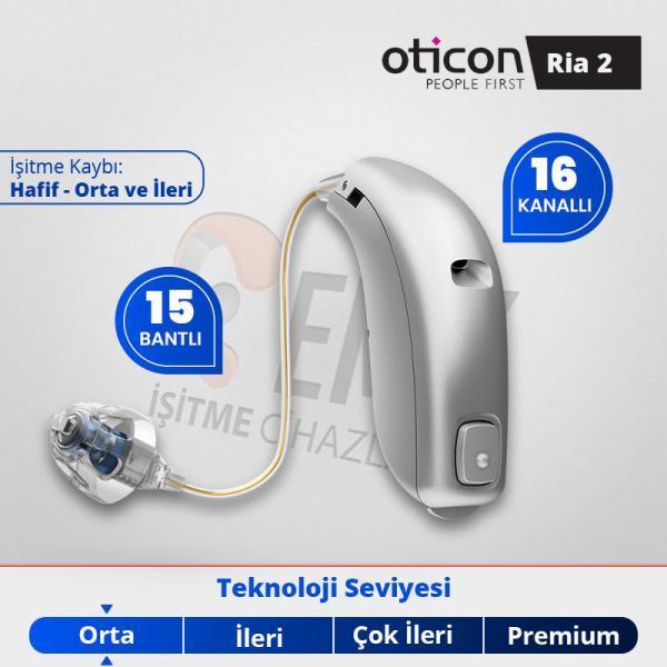 oticon ria 2 uygun fiyatlı işitme cihazı emyişitme