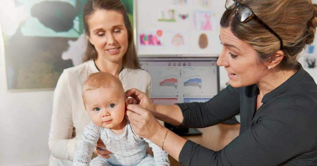 bebek ve cocuk (pediatrik) isitme cihazlari