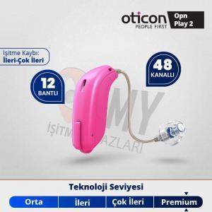 Oticon opn play 2 pediatrik işitme cihazı fiyat ve özellikleri emyisitme.com.tr