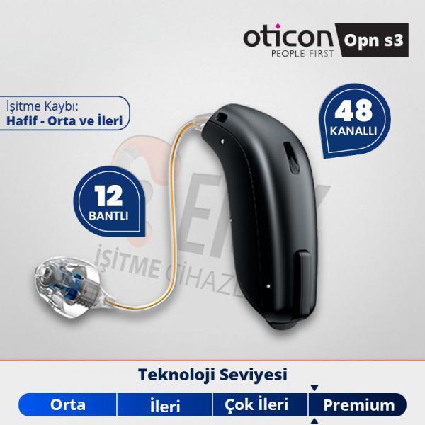 oticon opn s 3 fiyat ve özellikleri