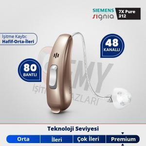 signia pure 7x işitme cihazı fiyatları emy işitme