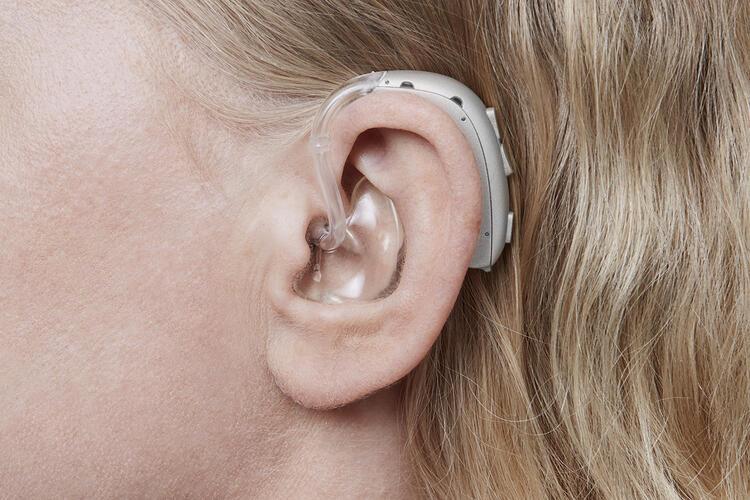 oticon xceed kulak arkası işitme cihazı