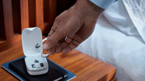 Siemens Signia pure şarjlı işitme cihazı fiyatı ve özellikleri emyisitme.com.tr