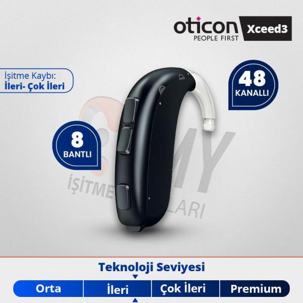 oticon xceed 3 işitme cihazı fiyatı ve özellikleri emy işitme