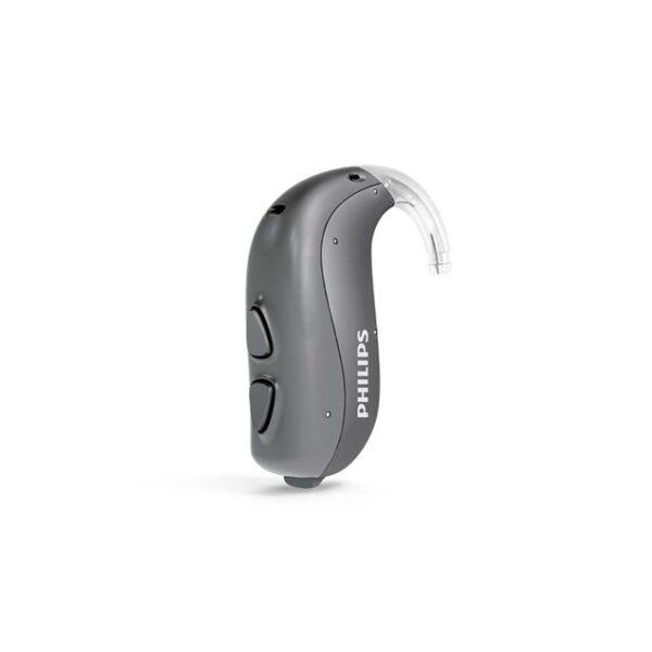 Philips Hearlink BTE Kulak Arkası İşitme Cihazları Gri