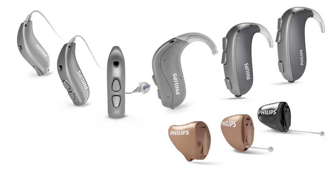 philips hearlink işitme cihazı kulak içi kulak arkası