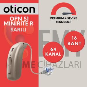 Opn S1 miniRITE R fiyat ve özellikleri emy işitme