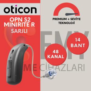 Opn S2 miniRITE R fiyatları ve özellikleri emy işitme
