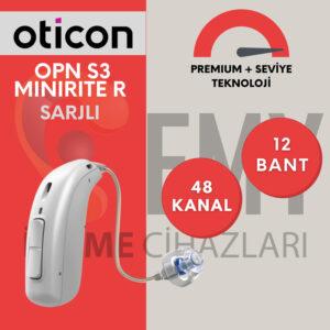 Opn S3 miniRITE R fiyatı ve özellikleri emy işitme