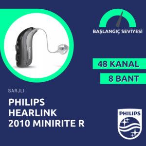Philips Hearlink 2010 miniRITE R işitme cihazı fiyatı ve özellikleri emy işitme cihazları
