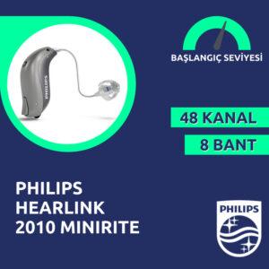 Philips Hearlink 2010 miniRITE işitme cihazı fiyatları