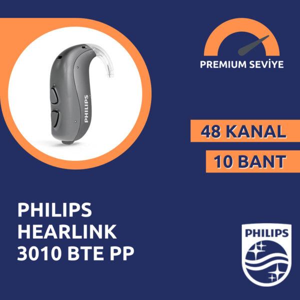 Philips Hearlink 3010 BTE PP işitme cihazı fiyatları