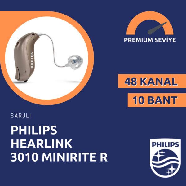 Philips Hearlink 3010 miniRITE R işitme cihazı fiyatı ve özellikleri emy işitme cihazları