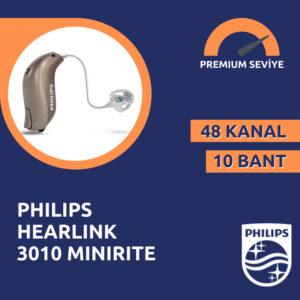 Philips Hearlink 3010 miniRITE fiyatları özellikleri emy işitme cihazları