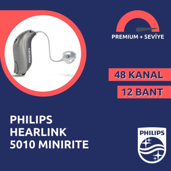 Philips Hearlink 5010 miniRITE işitme cihazı fiyatı ve özellikleri emy işitme cihazları
