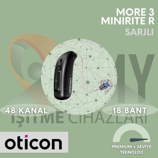 oticon more 3 miniriter emyisitme