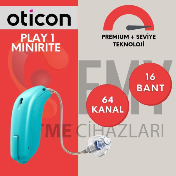 Oticon Opn play 1 minirite fiyat ve özellikleri emy işitme