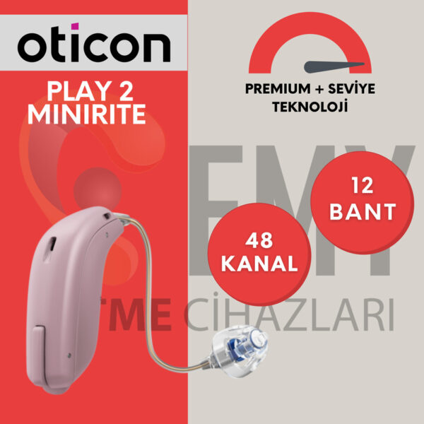 Oticon Opn play 2 miniRITE fiyatı özellikleri emy işitme